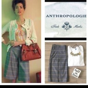 Cartonnier by Anthropologie Retro Bermuda Shorts